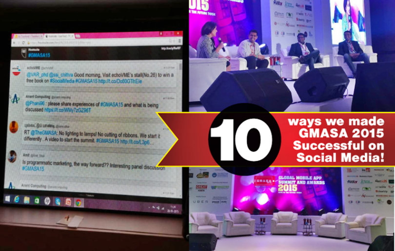Social Media Partners at GMASA 2015
