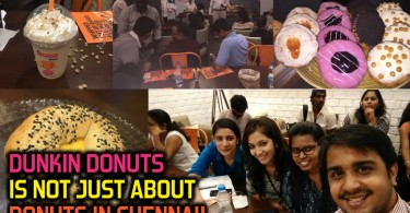 Team echoVME at the Dunkin' Donuts & more opening!