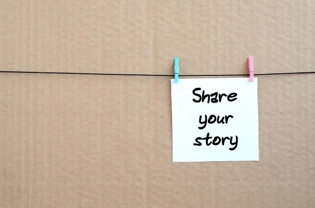 It Should be Your Story - Tips on Writing Blog Content