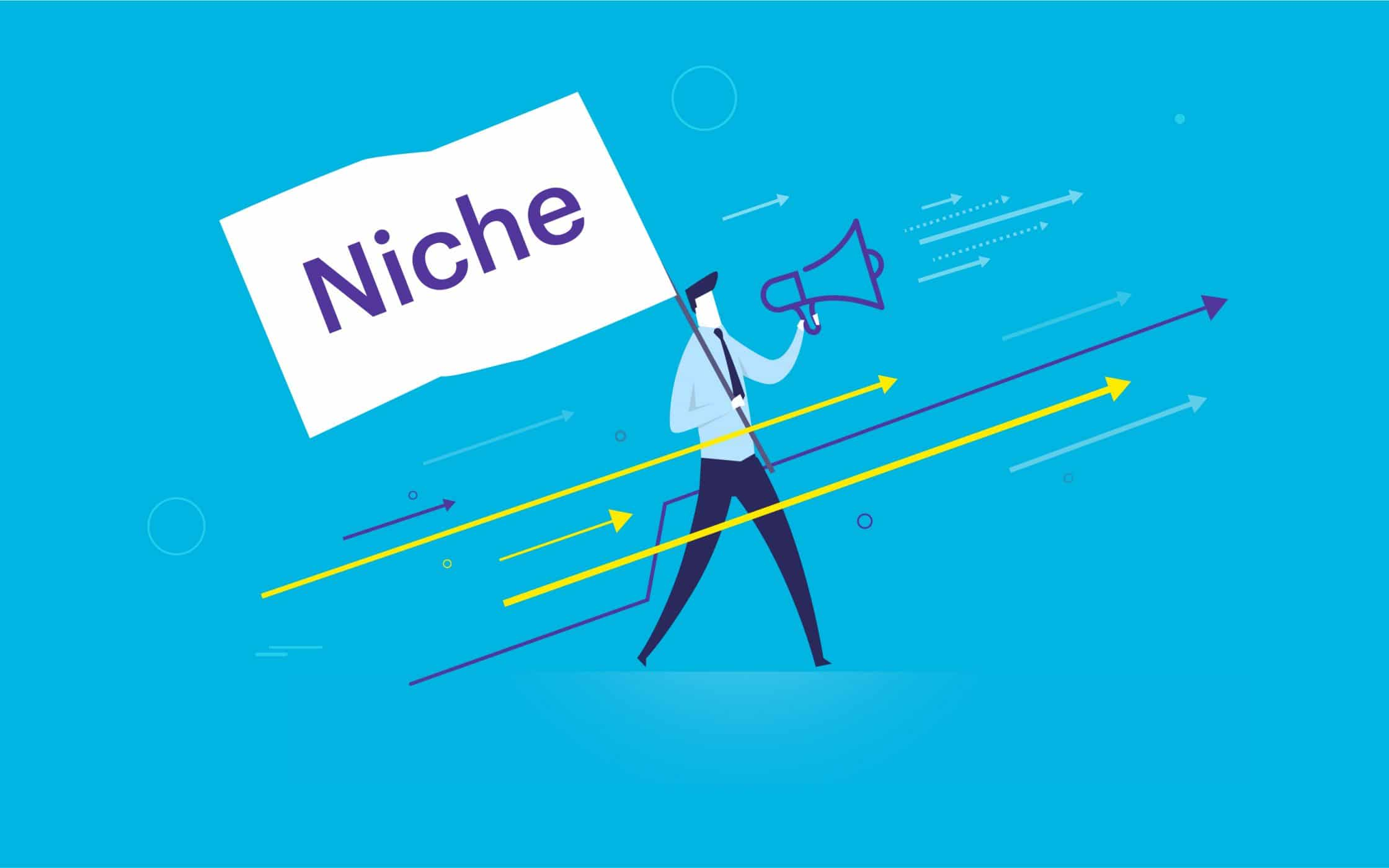 They can help you pick your niche - Hire a Digital Marketing Agency