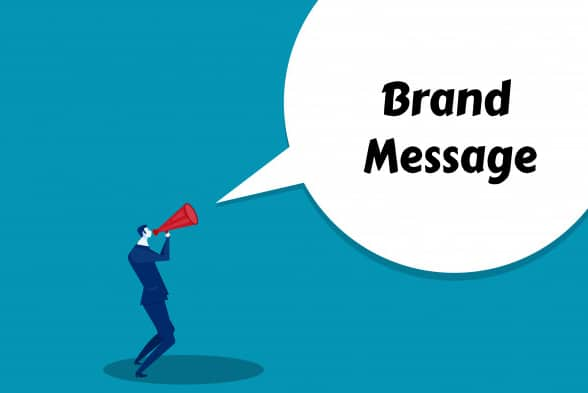 Create a Brand Message - Social Media Tips For Startups