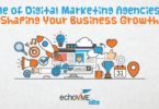 Role of Digital Marketing agencies in shaping your business growth