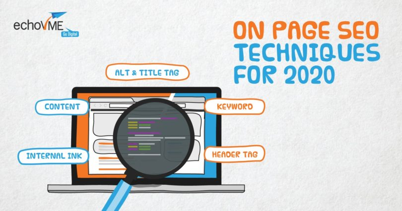 On-Page SEO Techniques for 2020
