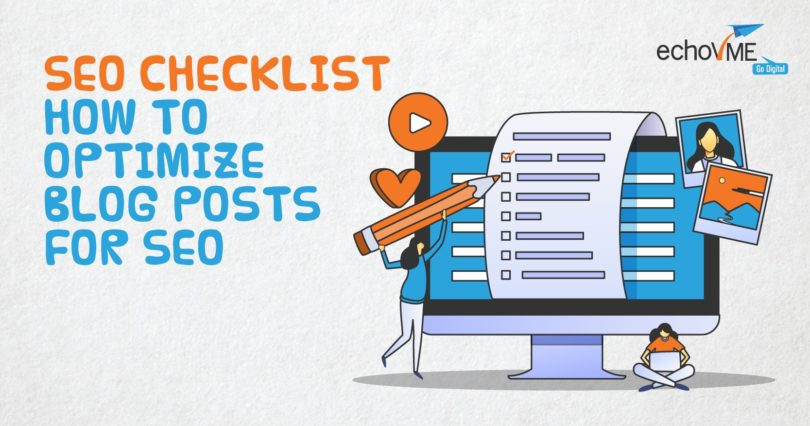 SEO Checklist for Optimizing blog Posts