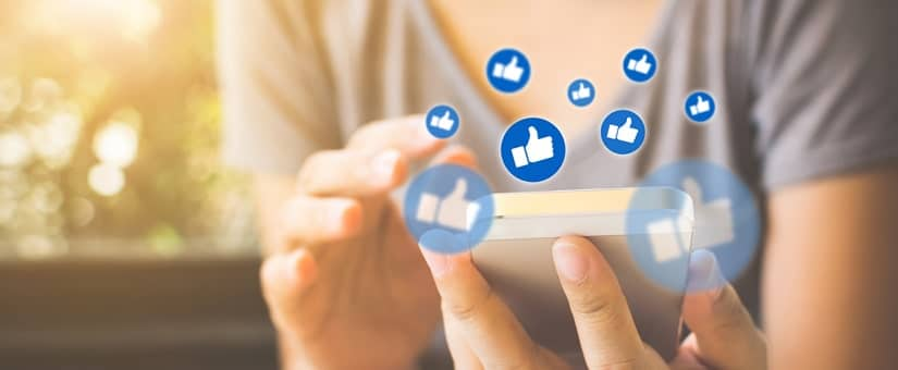 Get active on Social Media - Tips to Increase Website Traffic