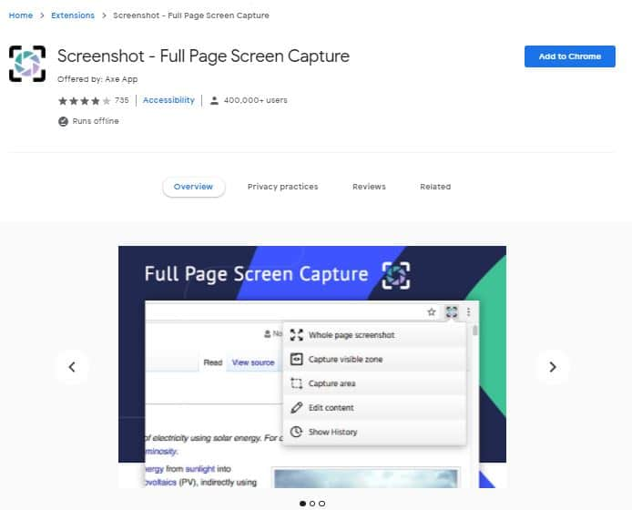 Screen Capture - Must Use Chrome Extensions For SEO