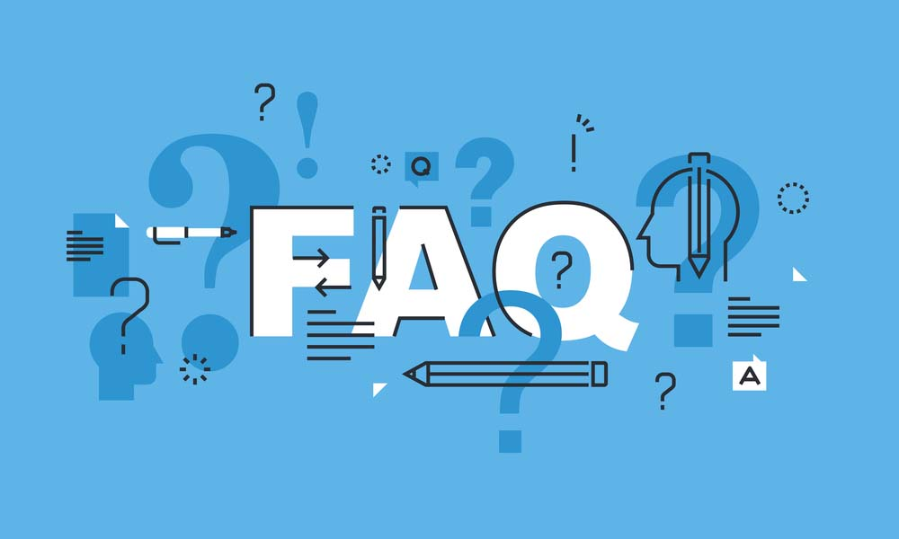 Have an FAQ section - How to optimize for voice search