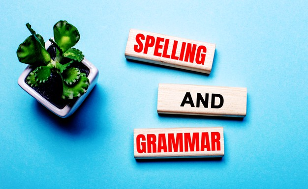 Keep a check on grammar and spelling - Best Content Writing Tips For Beginners