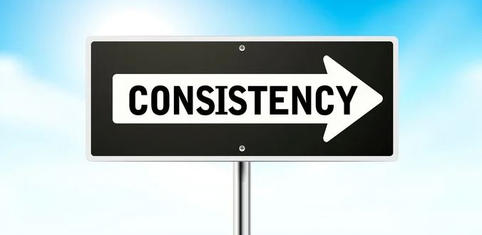 Consistency on the plate - Tips for podcasting