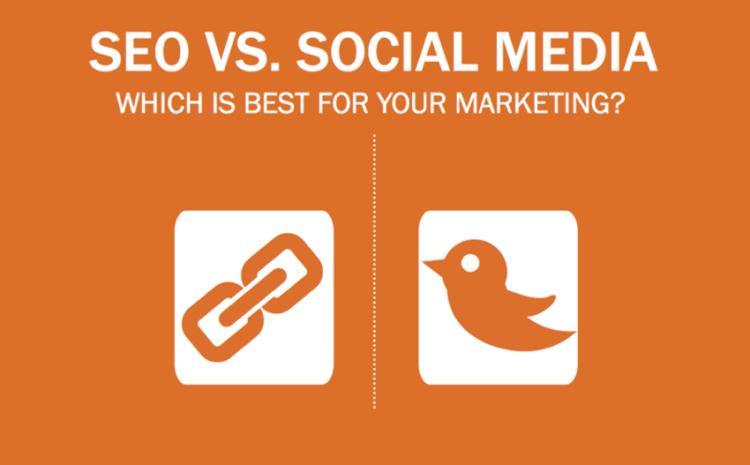 Social Media Vs. SEO – What's Better?