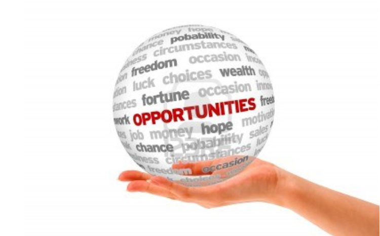 Opportunities Abound – See It!