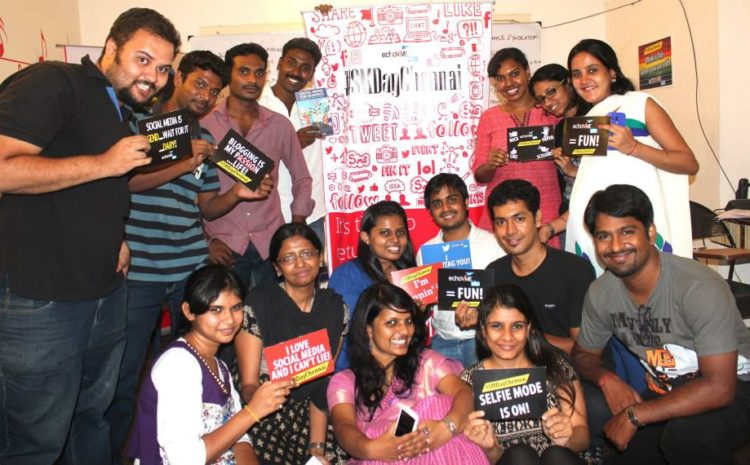 SMDay Chennai Celebrations by echoVME was a Huge Hit!