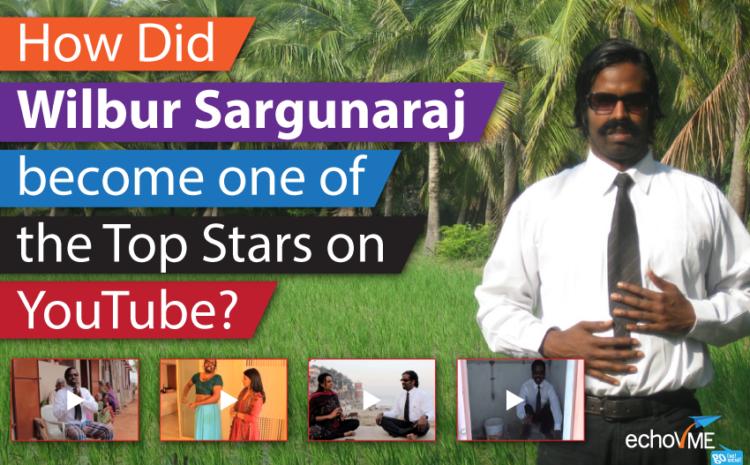 Discover How Wilbur Sargunaraj Became a Superstar on Social Media – The Power of Personal Branding!