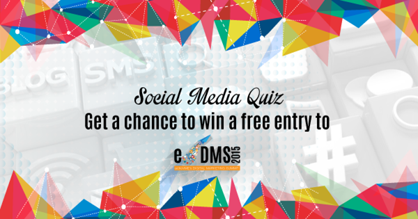 Win a Free Entry to echoVME's Digital Marketing Summit, Answer 7 Simple Questions!