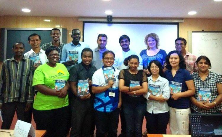 International Digital Marketing Training Program for Teachers Hosted by echoVME in Chennai!