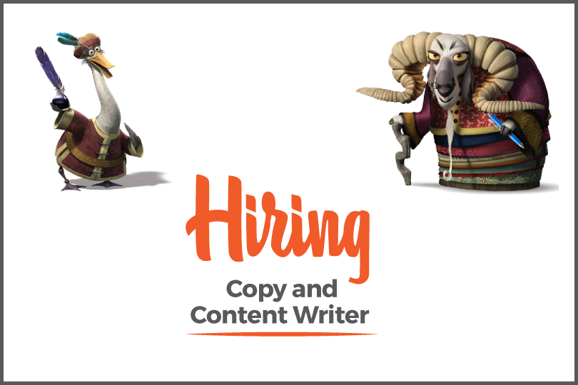 Hiring Copy + Content Writer in Chennai! (Content Writing Jobs)