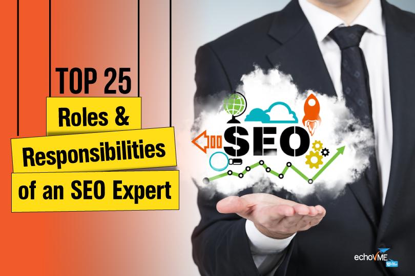 Search Engine Optimization SEO Experts Job Roles & Responsibilities