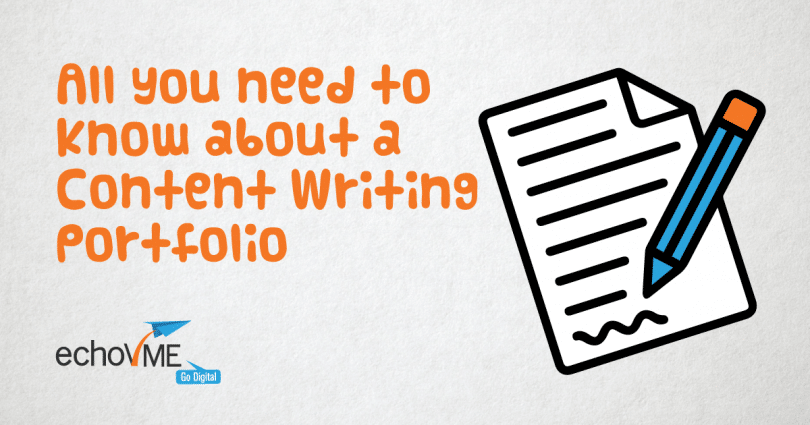 Content Writing Portfolio – All You Need To Know