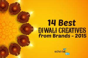14 Best Creative Social Media Posts Shared on Diwali 2015