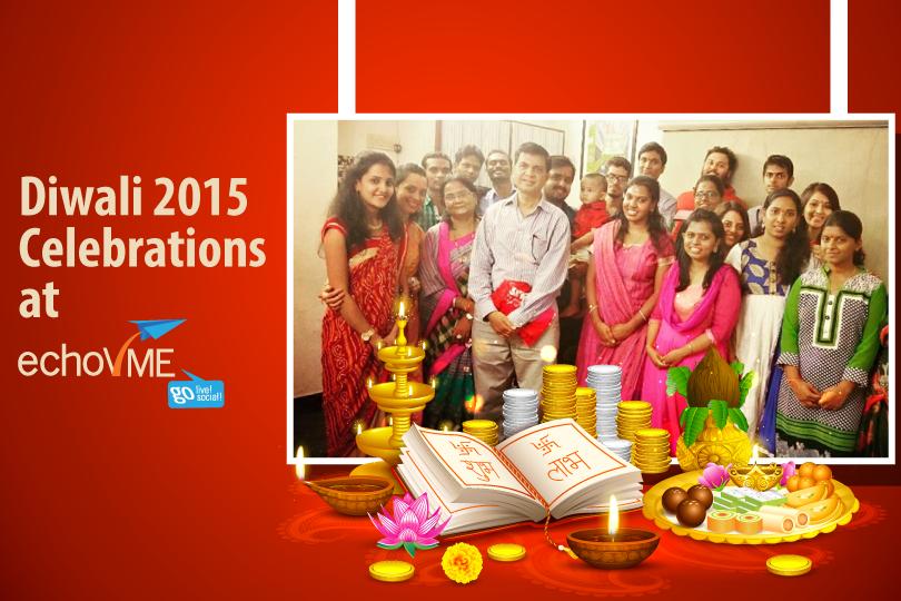 Diwali 2015 Celebrations at echoVME!