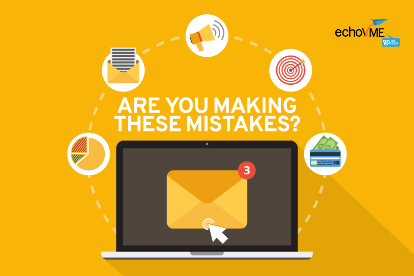 10 Email Marketing Mistakes You Need To Stop Making RIGHT NOW!