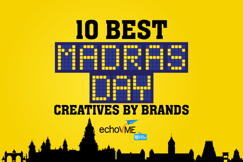10 Best Madras Day Creatives By Brands