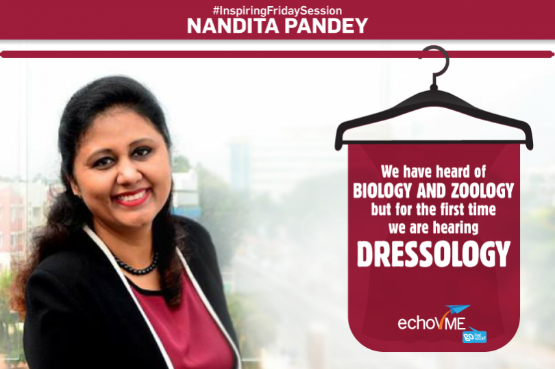 Inspiring Friday Session with Nandita Pandey on Personal Branding