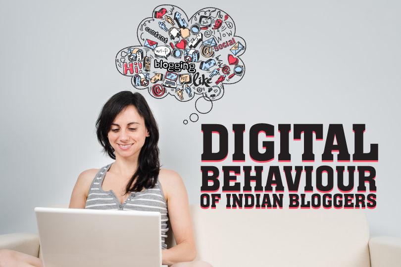 Digital Behaviour of Indian Bloggers: A Survey