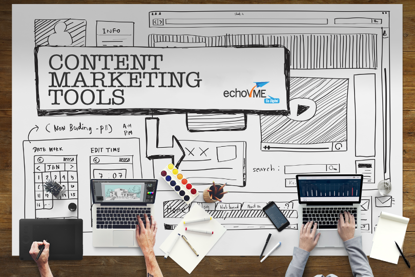 10 Essential Content Marketing Tools For Your Business