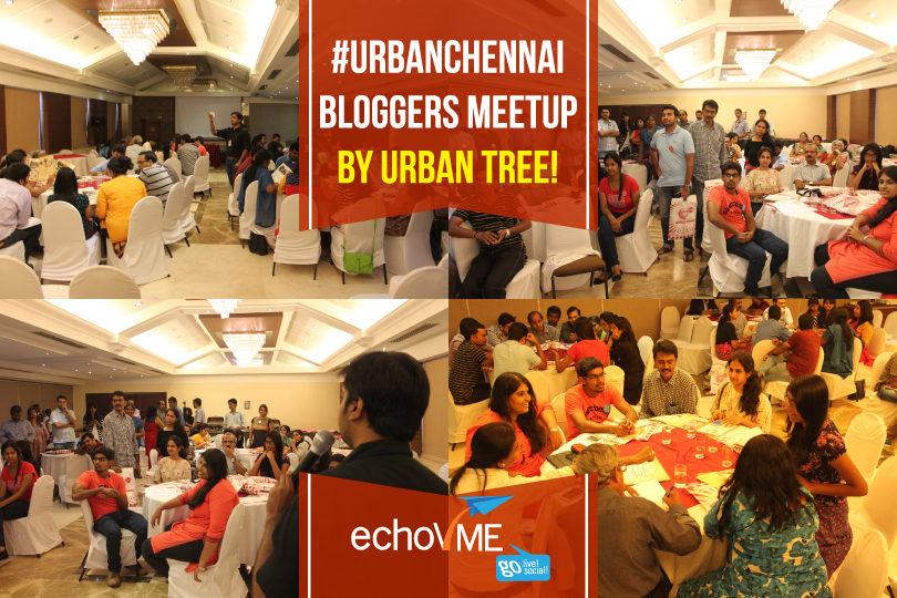 #UrbanChennai Bloggers Meet-up by Urban Tree!