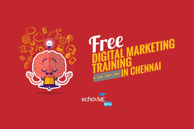 Free Digital Marketing Training in Chennai