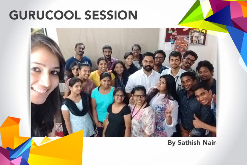 Gurucool Session By Sathish Nair Regional Sales Director at HCL Technologies