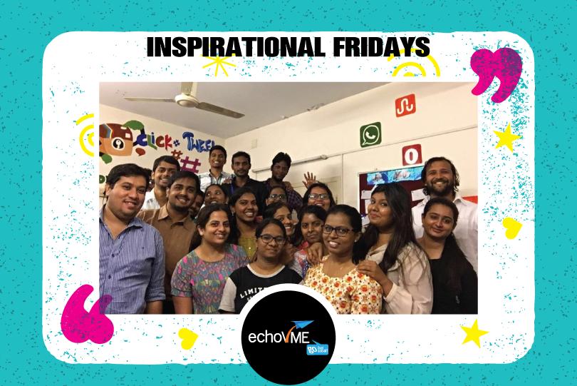 Friday Morning Digital Marketing Inspiration By Abhishek Shah (be positive 24)
