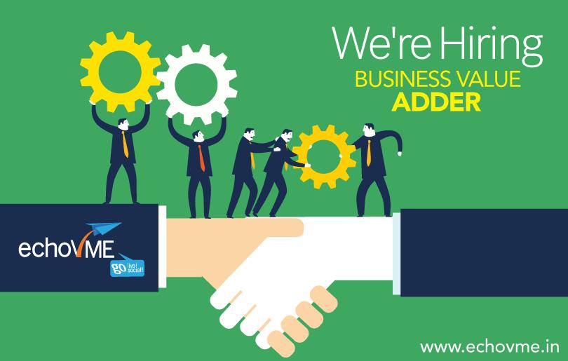Business Value Adder: We're Hiring!