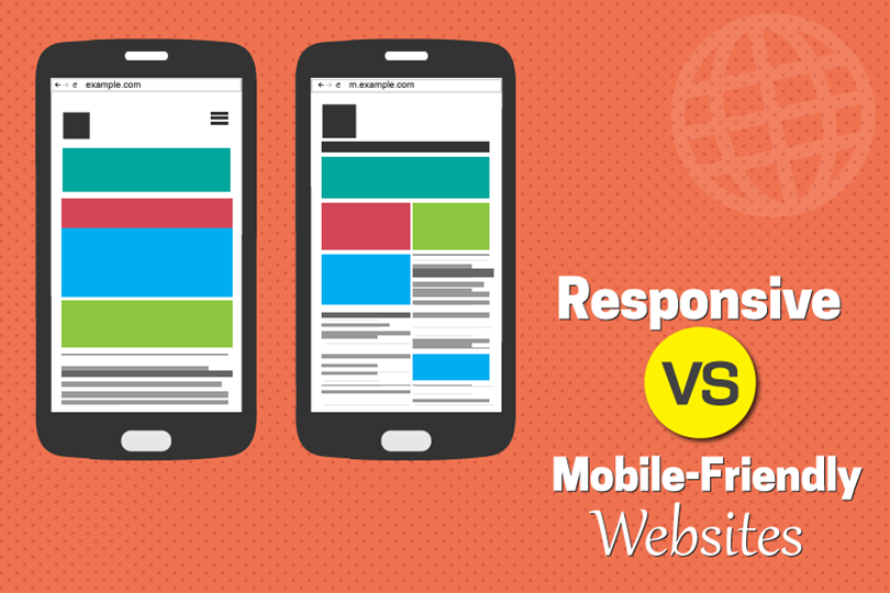 Responsive Websites Vs Mobile-Friendly Websites