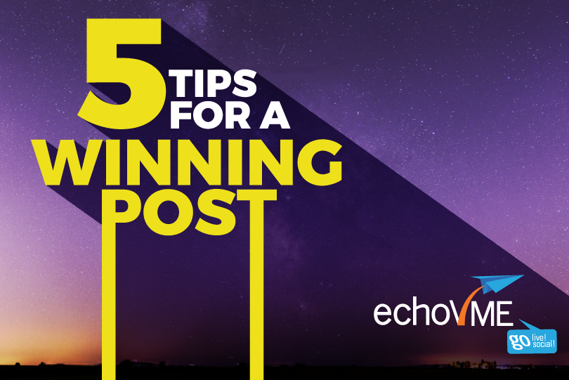 5 Tips to Make Your Post Popular on Social Media
