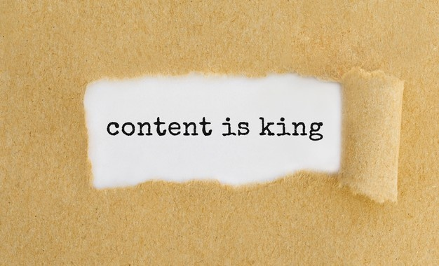 Content is KING - Digital Marketing Strategies For Retail Business
