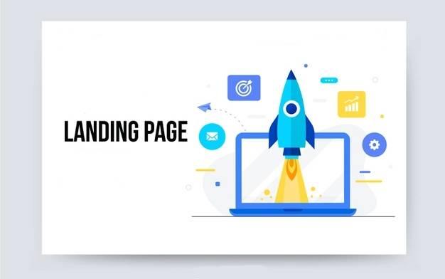 Landing page - Digital Marketing Strategies For Healthcare