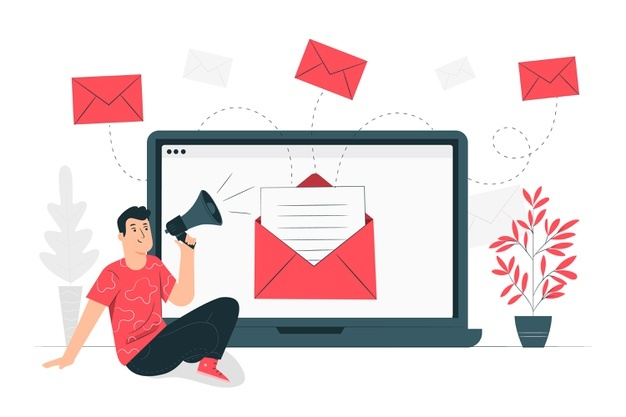 Pay attention to your E-mailers list - Digital Marketing Strategies For Retail Business