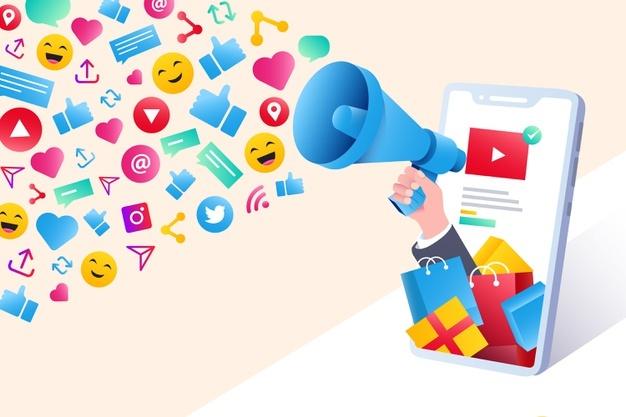 Strong Social media presence - Digital Marketing Strategies For Ecommerce