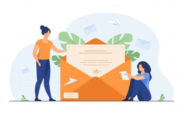 Talk to people via email - Digital Marketing Strategies For Healthcare