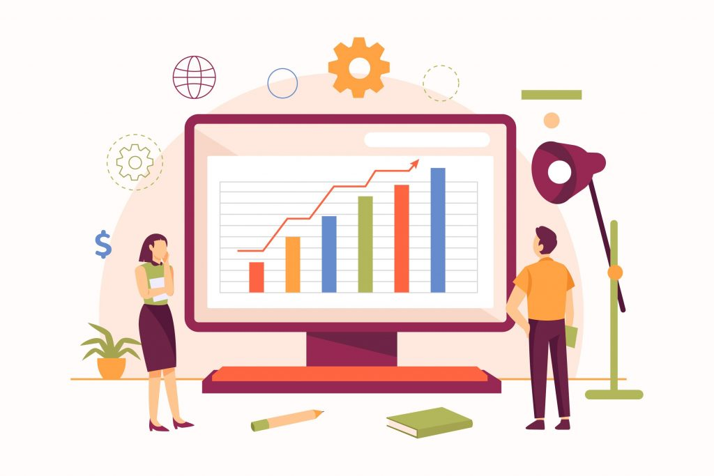 Track and analyse your growth - Digital Marketing Strategies For Healthcare