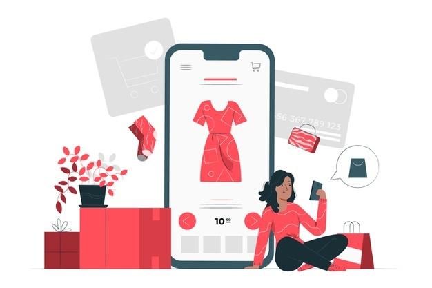 Use app or website - Digital Marketing Strategies For Ecommerce