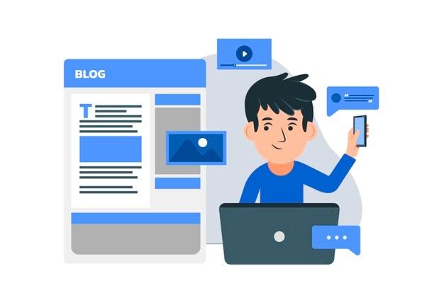 Blogging - Digital Marketing Strategies For Beauty Salon