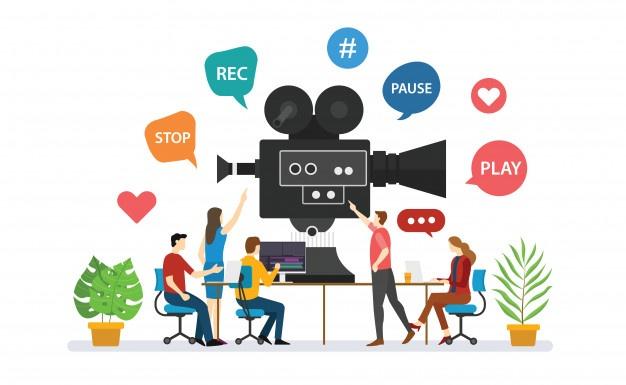 Create video - Digital Marketing Strategies For IT - Tech - SAAS