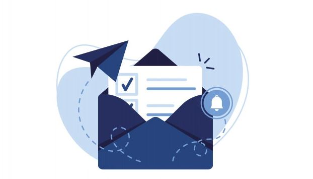 Email marketing - Digital Marketing Strategies For Manufacturing