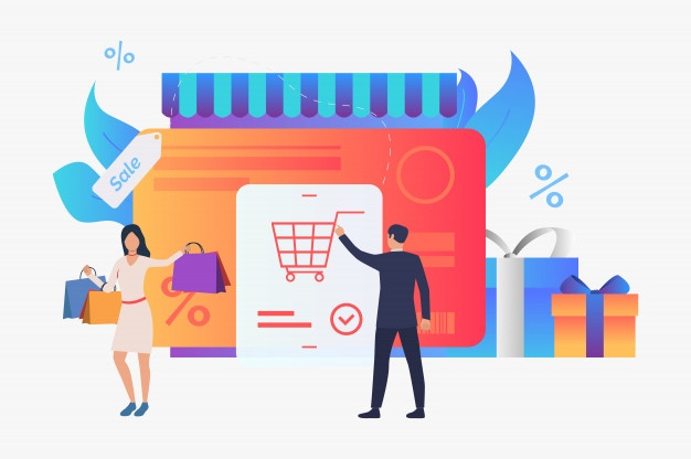 Launch an e-commerce store - Digital Marketing Strategies For FMCG