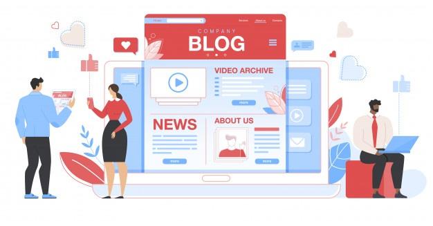 Regular Blogging - Digital Marketing Strategies For Jewellery