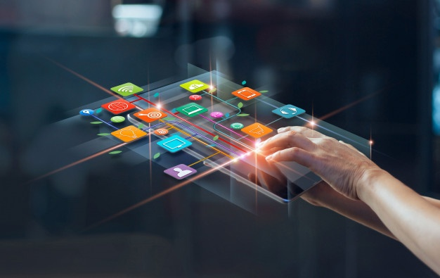 Social media marketing - Digital Marketing Strategies For IT - Tech - SAAS