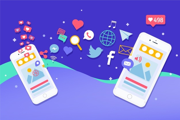 Social media marketing - Digital Marketing for Manufacturers